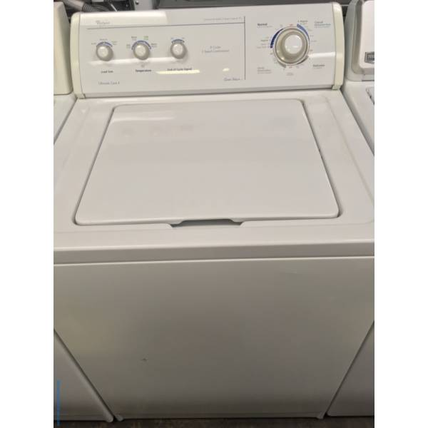 27 Quot Ge Unitized Space Maker Washer Amp Electric Dryer 1