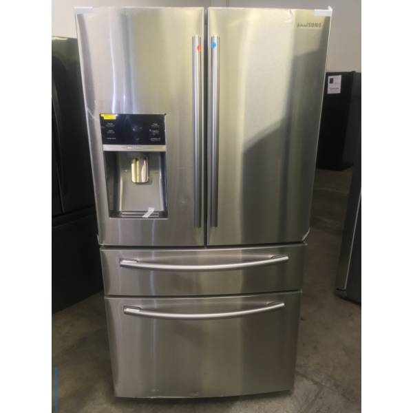 Samsung Stainless Steel, French-Door Refrigerator, BRAND NEW with 1-Year Warranty