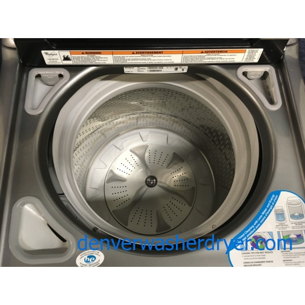27 Quot Quality Refurbished He Whirlpool Cabrio Top Load