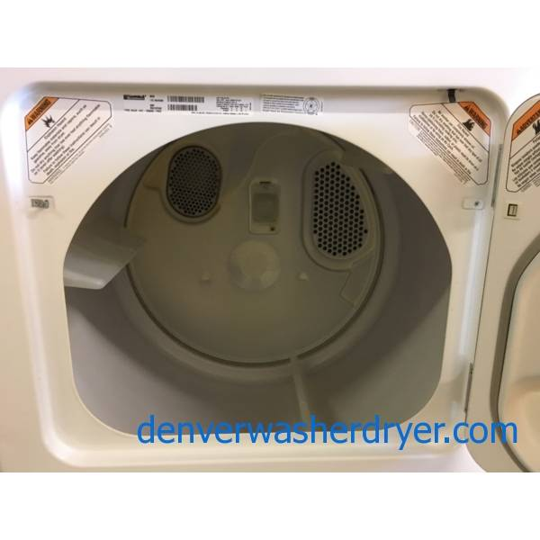 Kenmore GAS Top-Load Washer and Dryer Set, Heavy-Duty, Auto-Dry, Wrinkle Guard, Quality Refurbished, 1-Year Warranty!