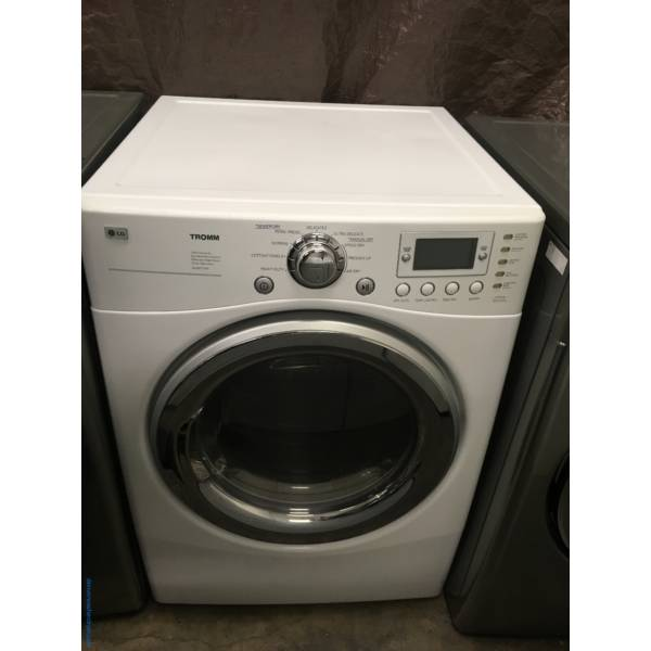 LG Front Load Dryer, Quality Refurbished 1-Year Warranty