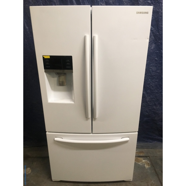 36″ Samsung Counter-Depth (22.5 Cu. FT.) Refrigerator, 1-Year Warranty
