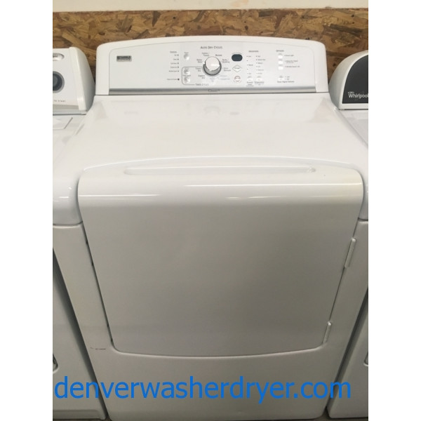 Kenmore Elite Oasis ST Electric Dryer with Steam, Quality Refurbished, 1-Year Warranty