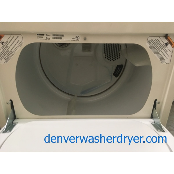 29 Quot Almond Colored Heavy Duty Quality Refurbished Kenmore