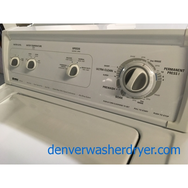 Heavy Duty Quality Refurbished Kenmore 80 Series Direct