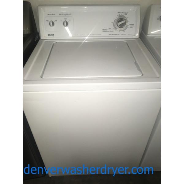 High Efficiency Maytag Bravos Washer Dryer Set 2487