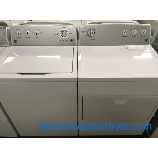 27 Quot Quality Refurbished Kenmore 400 Series Top Load Washer