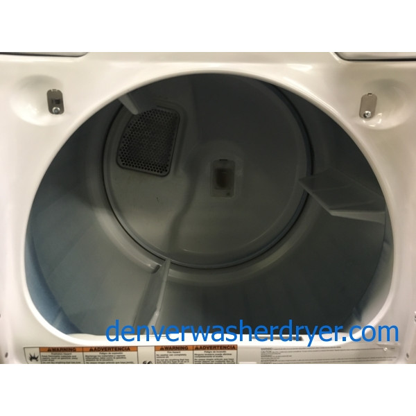 Quality Refurbished Whirlpool Cabrio HE Electric Dryer, 1-Year Warranty