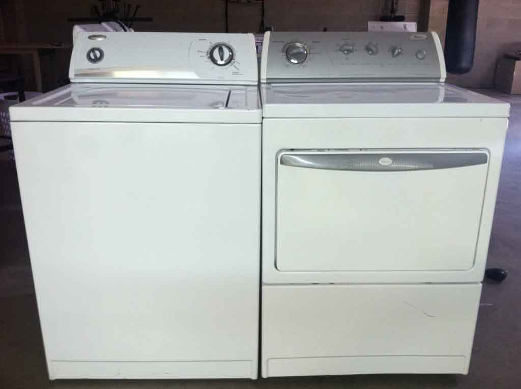 Washer and dryers washer and dryer whirlpool - Whirlpool duet washer and dryer ...