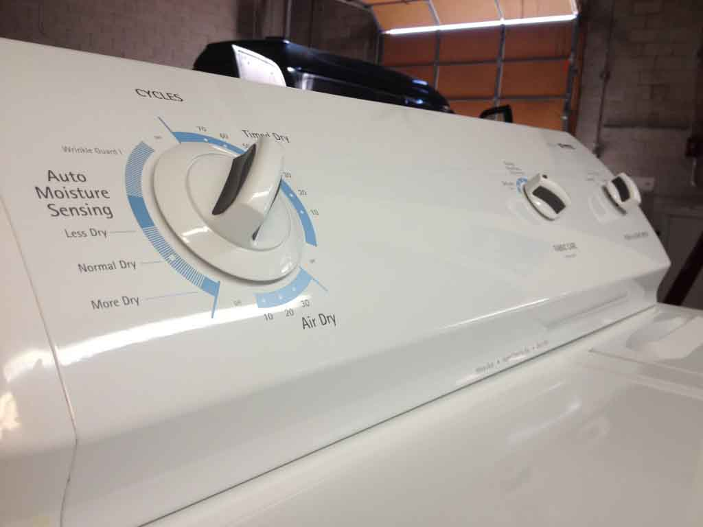 Large Images for Newer Kenmore 700 Series Washer600 Series Gas