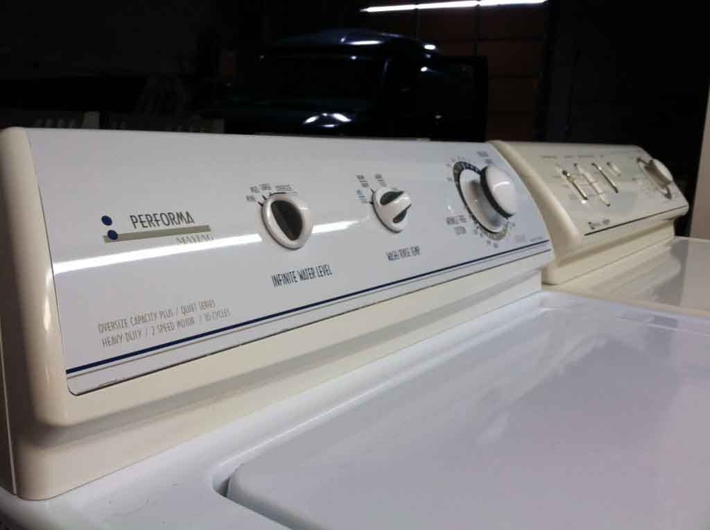 large images for newer maytag performa washer and neptune dr