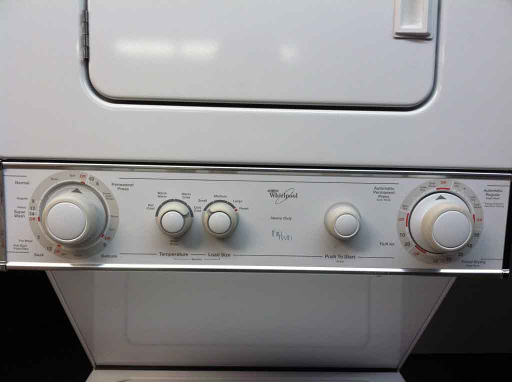 ... for Stunnin... Washer Dryer Combo