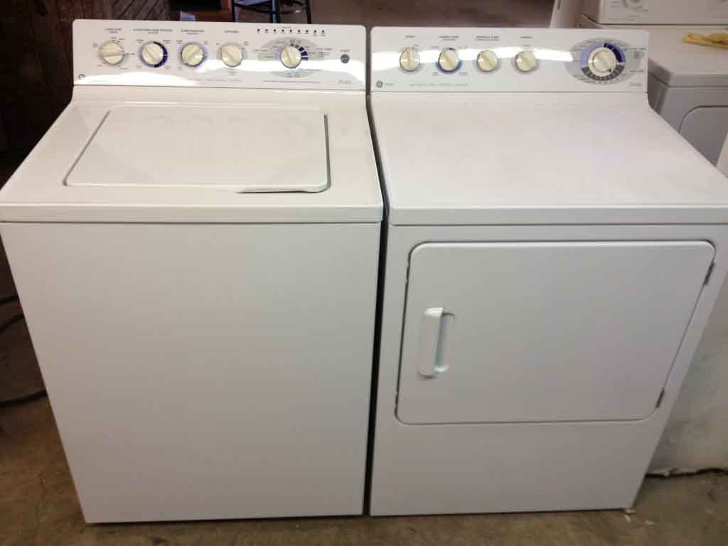 gorgeous ge prodigy washer and dryer set
