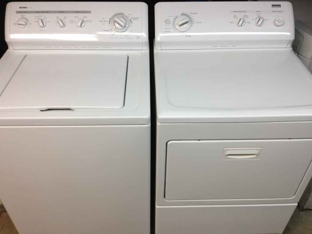 Washer And Dryers Kenmore Washer And Dryer