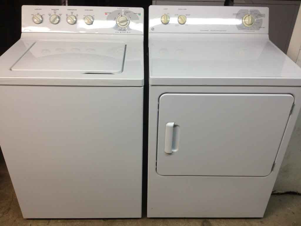 Large Images for GE Profile WasherGAS Dryer 380