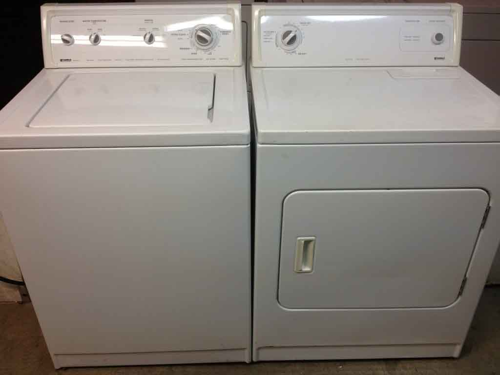 Large Images For Reliable Kenmore 80 Series Washer Heavy Duty Dryer 387