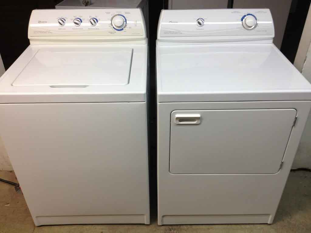 Maytag performa washer dryer