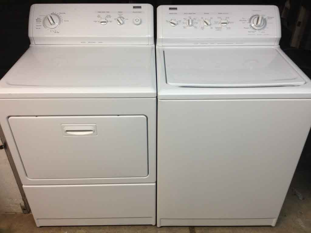 Large Images For Kenmore Elite Washer Dryer 452