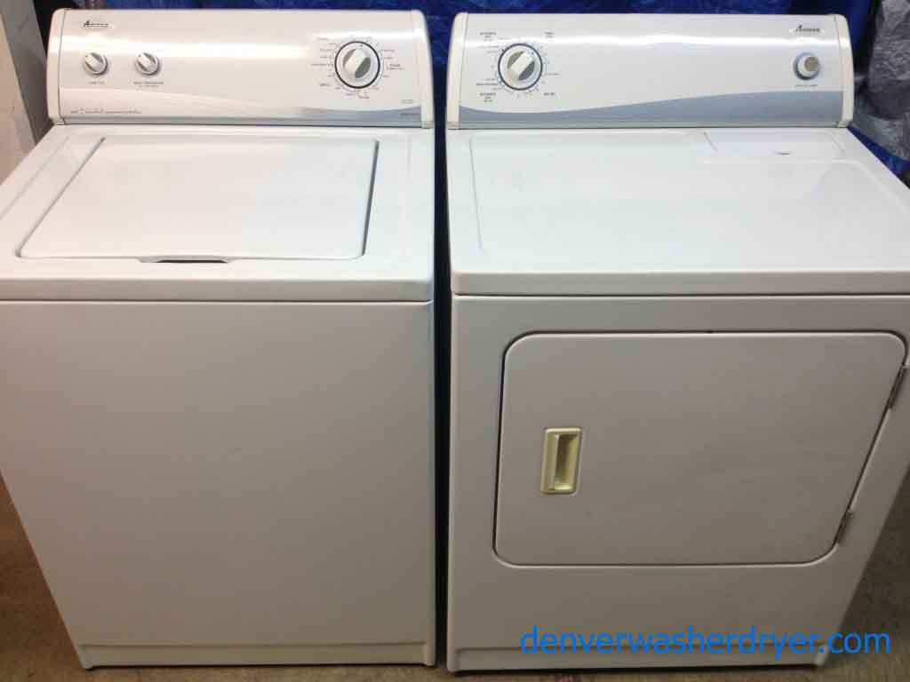 Large Images For Amana Washer Dryer 490