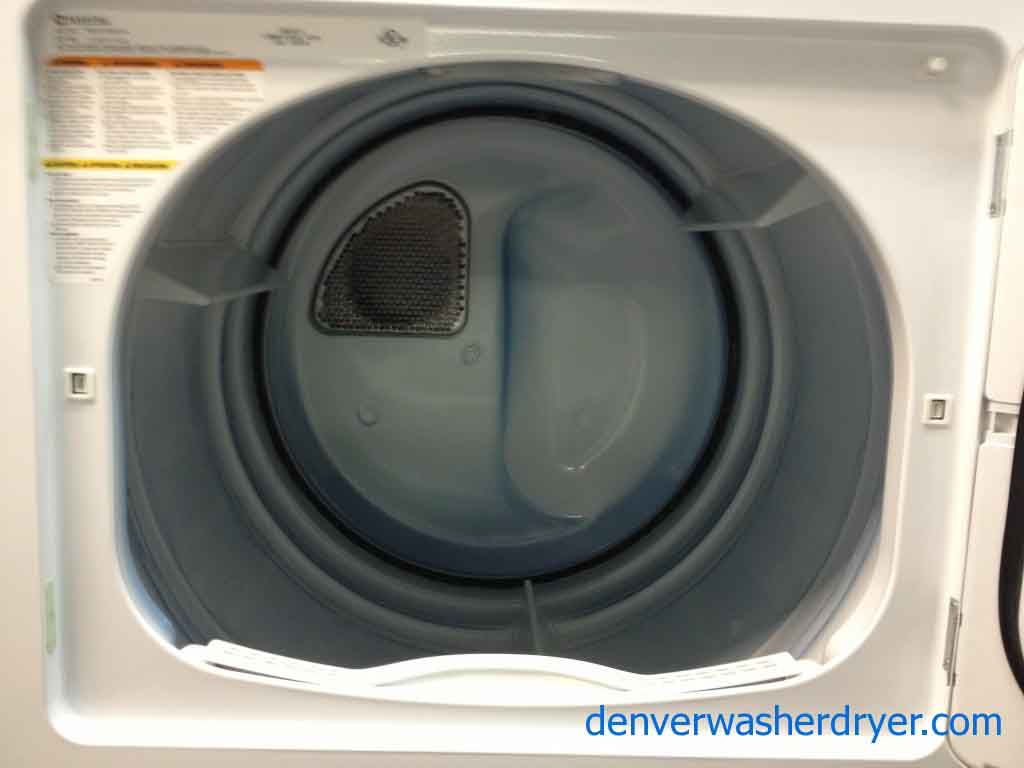 Large Images for Maytag Legacy Series Dryer - #526