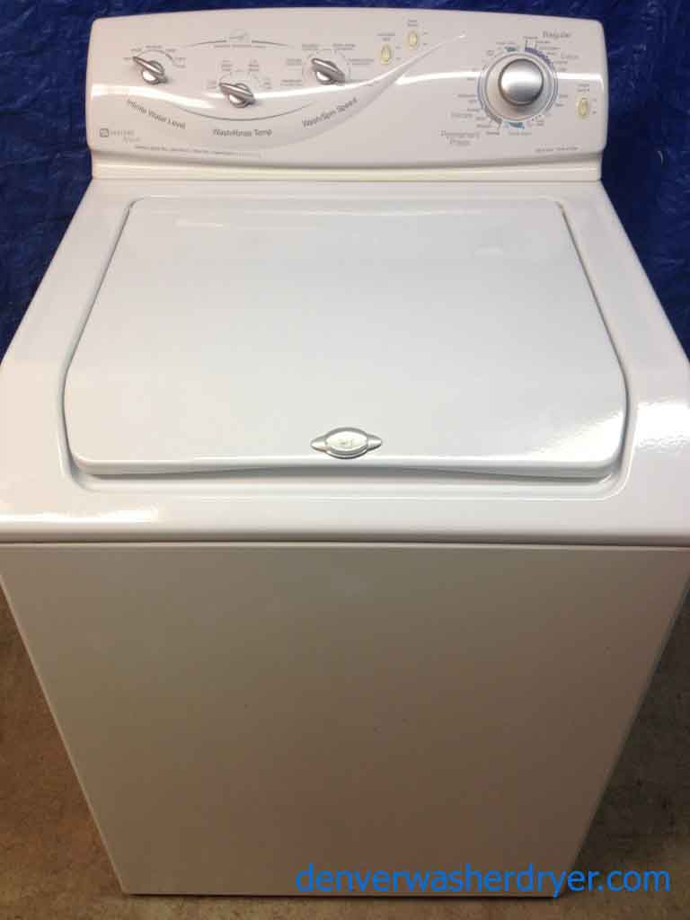 Maytag Maytag Atlantis Washer And Dryer