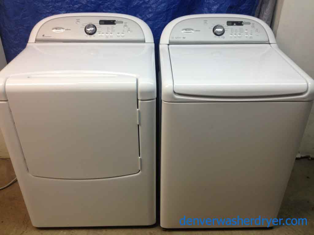 Washer And Dryers Cabrio Washer And Dryer