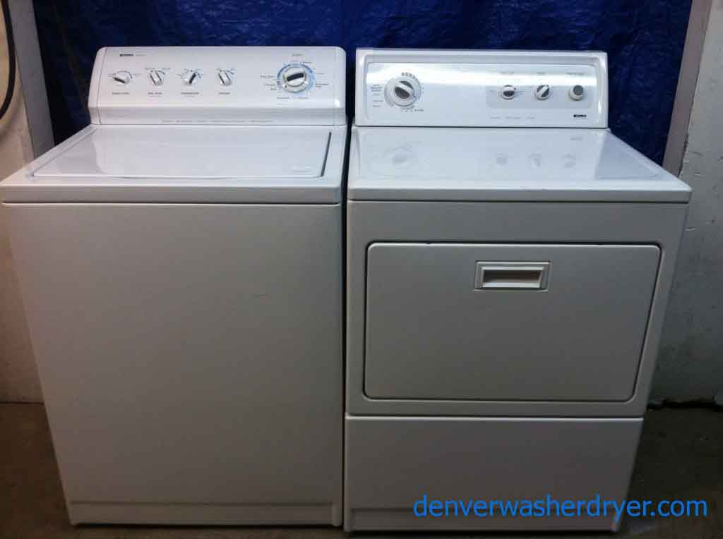 New Washer And Dryer Kenmore Elite He3t Rachael Edwards