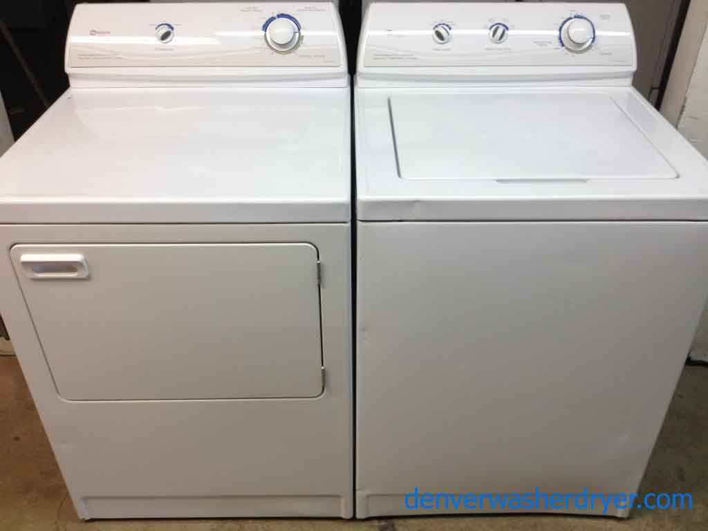 Large Images for Maytag Performa Washer/Dryer - #786