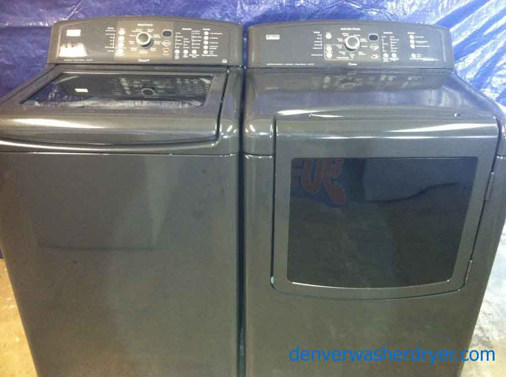 Kenmore Elite Oasis Washer Dryer Set He Energy Star