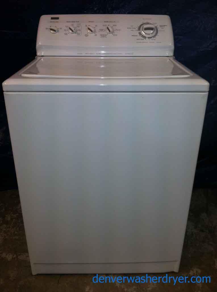 Kenmore Washing Machine ~ Washing machines kenmore elite machine