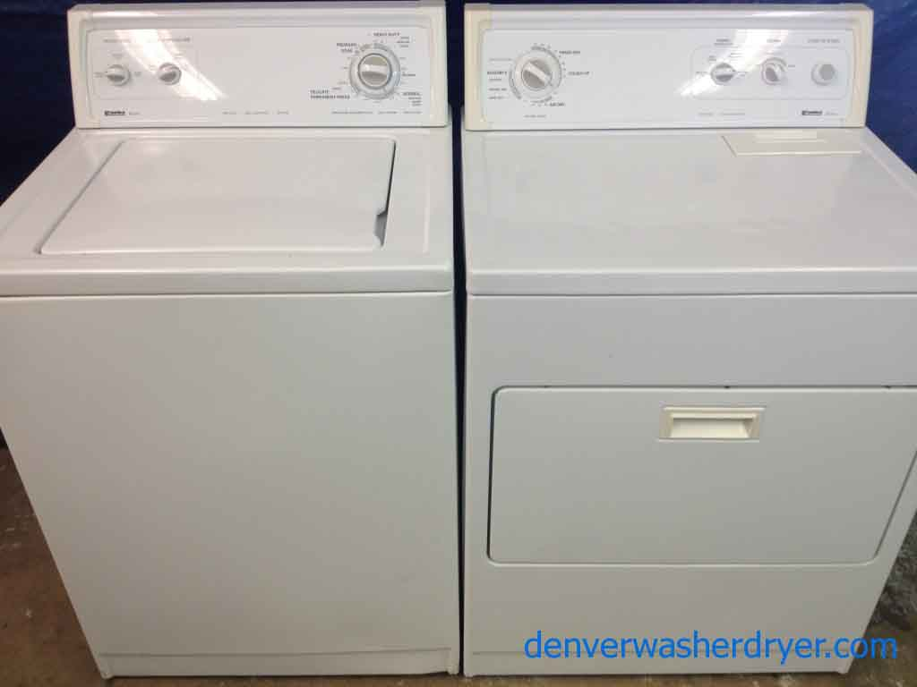 Large Images For Kenmore 80 Series Washer And Dryer 963