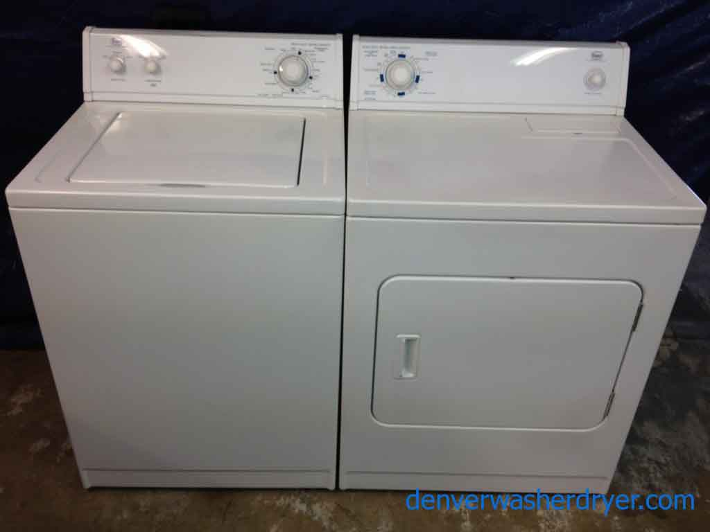 Large Images for Roper Washer/Dryer, made by Whirlpool, solid ...