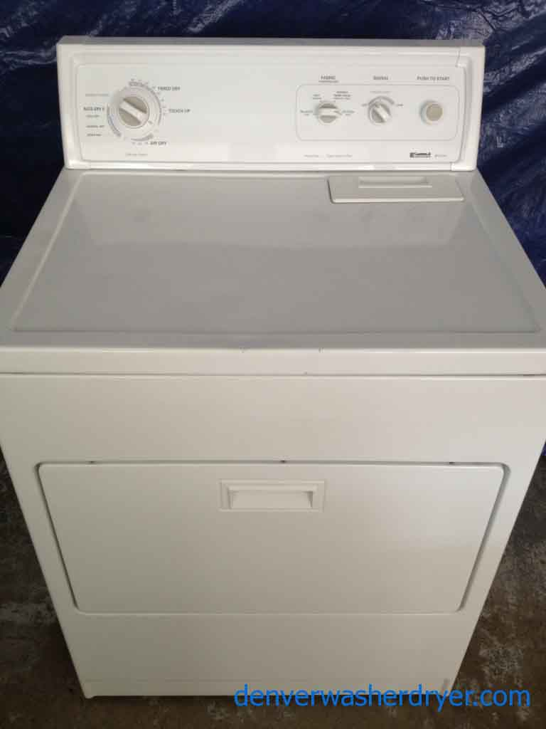 Kenmore Gas Dryer Manual Photos