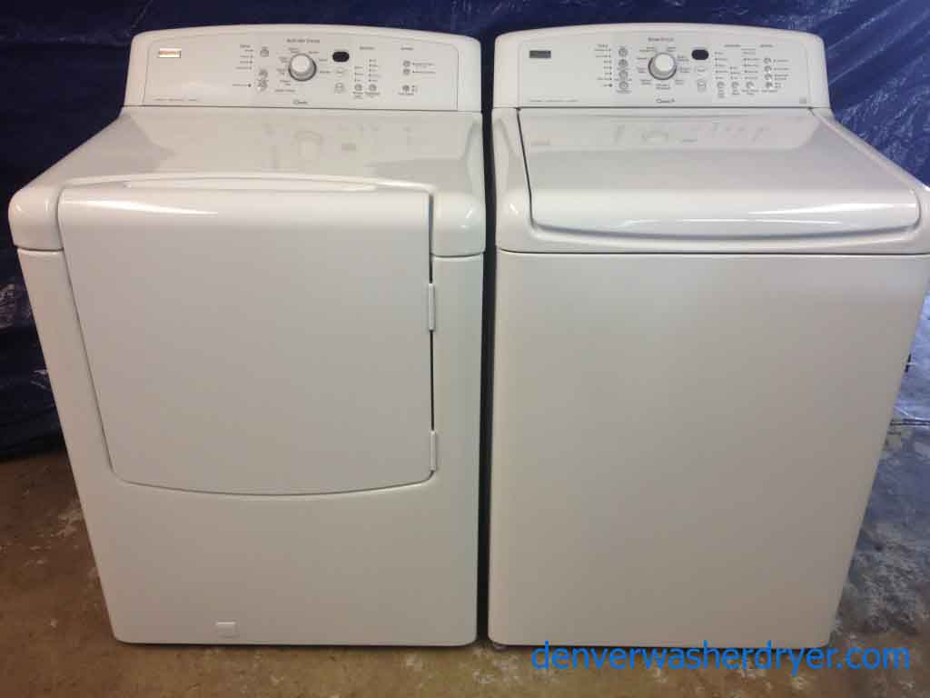 Large Images For Like New Kenmore Elite Oasis Washer Gas