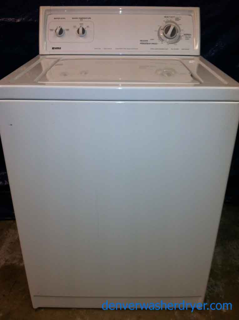 kennmore washing machine