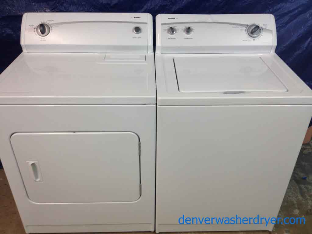kenmore 400 washer. kenmore 400 series washer/dryer, matching, so nice and clean! washer _