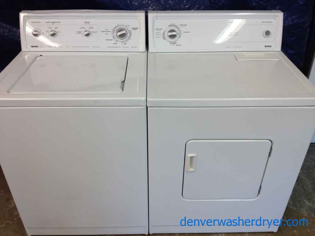 Large Images for Kenmore 80 Series WasherDryer 1113