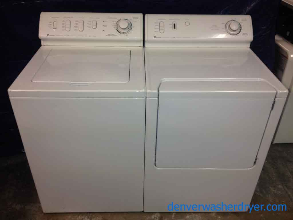 Maytag Dependable Care Washer And Dryer Set