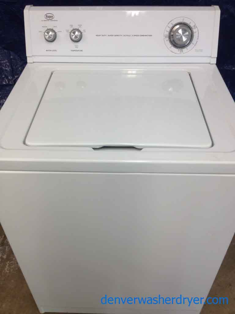 Large Images For Roper Washer By Whirlpool Super