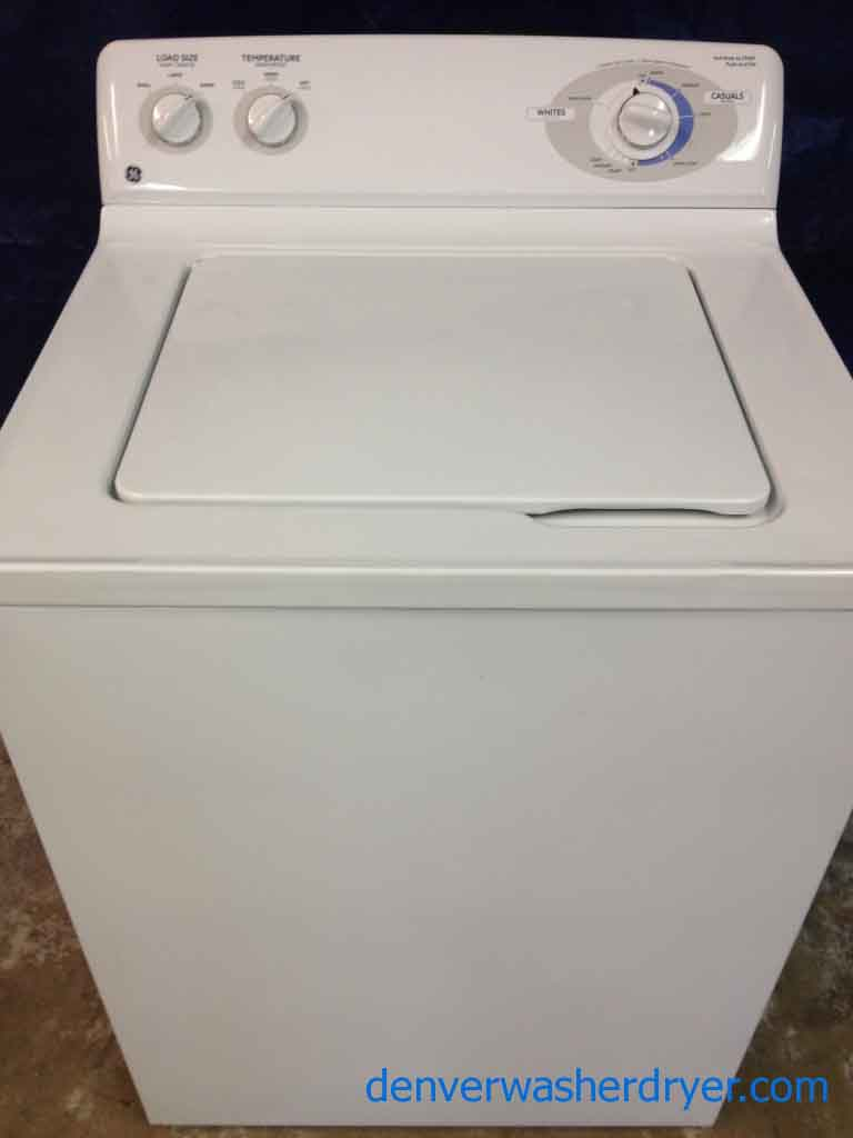 Large Images For Ge Washer Excellent Newer Model 2 Speed