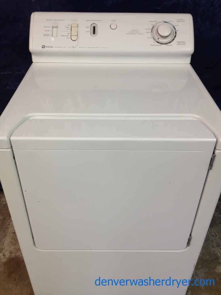Maytag Dryer Maytag Dependable Care Quiet Plus Dryer
