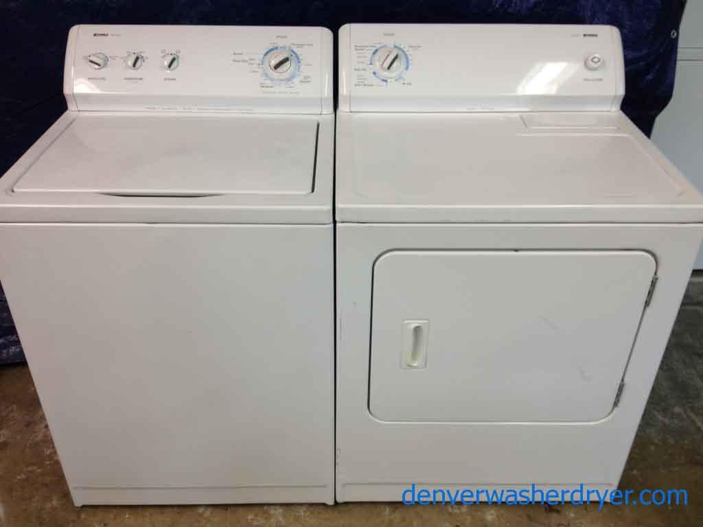 kenmore 600 dryer. kenmore 600 series washer/400 dryer u
