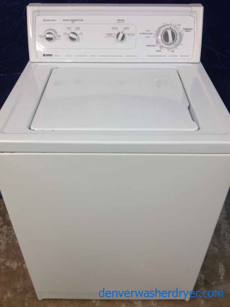 Large Images For Kenmore 80 Series Washer Solid Unit 1221