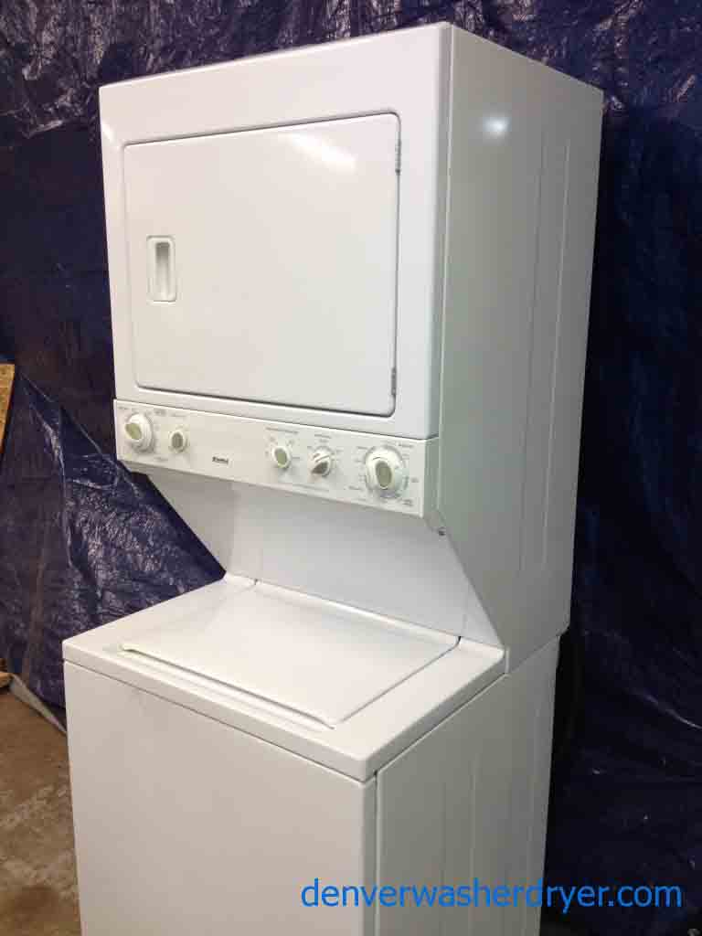 Large Images For Kenmore Full Sized Stack Washer Dryer 1272