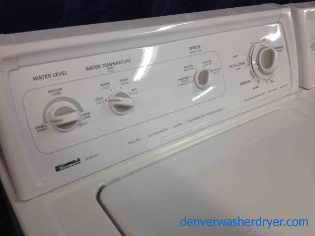 Large Images For Kenmore 70 Series Washer Elite Dryer 1350