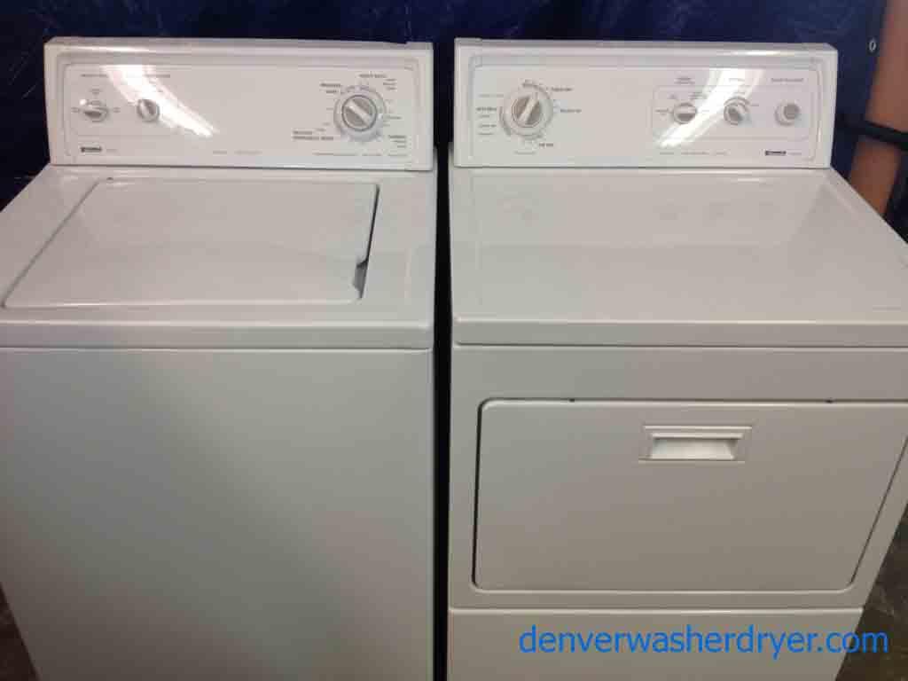 Kenmore 70 Series Dryer Serial Number