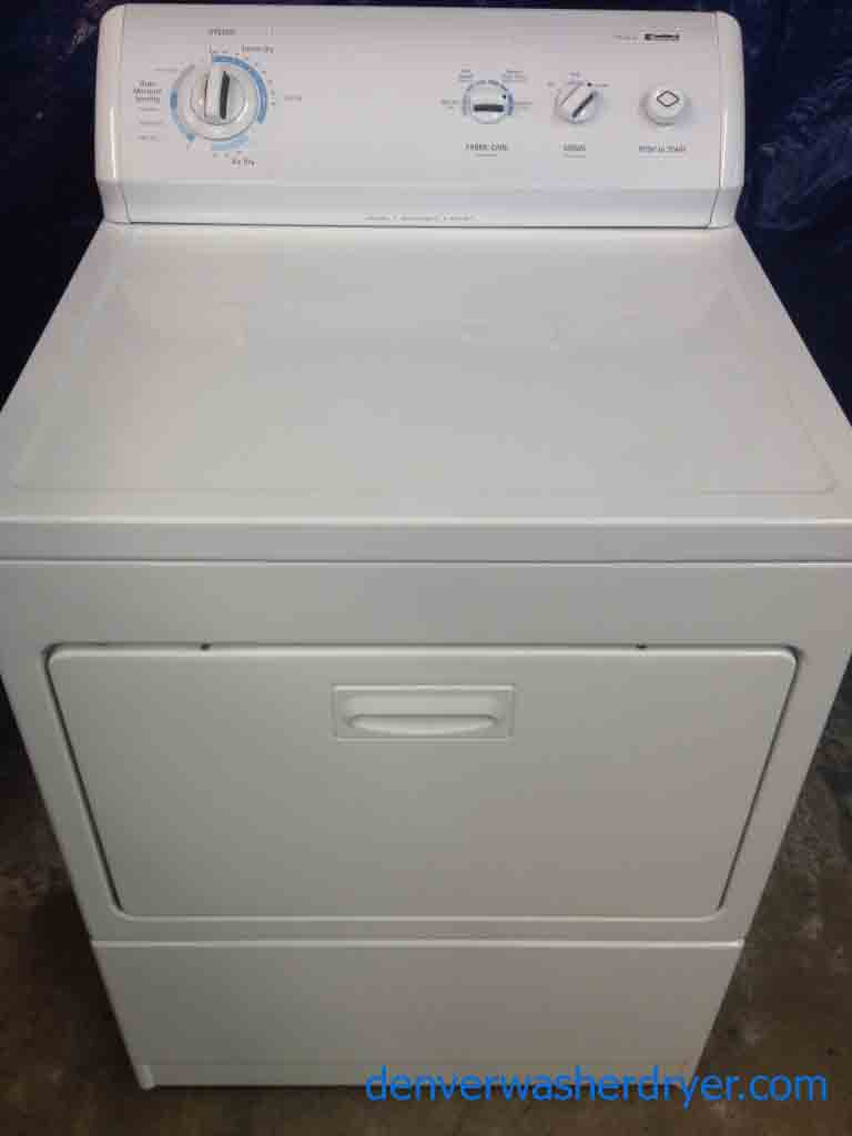 Large Images for Kenmore 700 Series Dryer King Size Capacity 1472