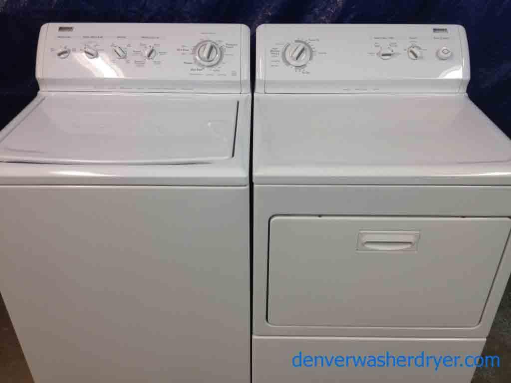 kenmore king size capacity washer. kenmore elite washer/dryer set, king size capacity, immaculate condition! capacity washer