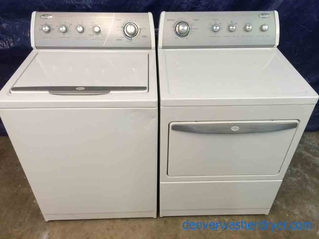Washers and dryers whirlpool gold washer and dryer - Whirlpool duet washer and dryer ...