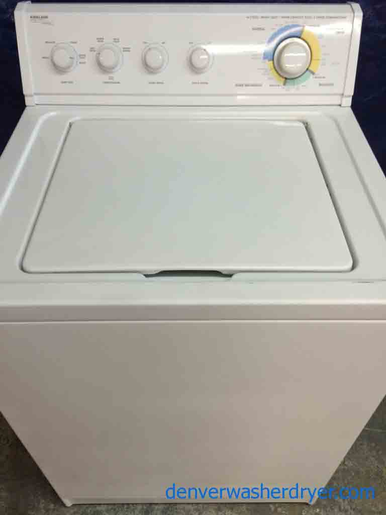 Large Images For Kirkland Signature Washer By Whirlpool